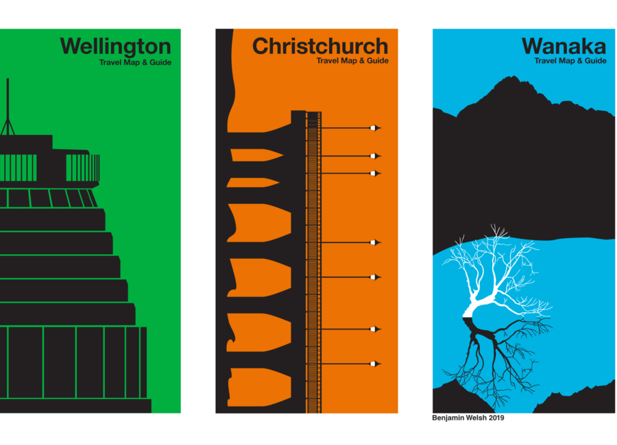 NZ Travel Brochures - Full Res
